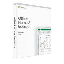 Office Home & Business 2019 ENG P6 Win/Mac T5D-03308            Stary P/N:T5D-03216