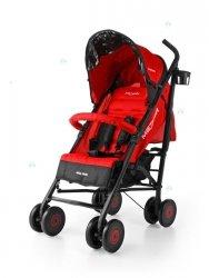 Wózek spacerowy Meteor Czerwony #B1