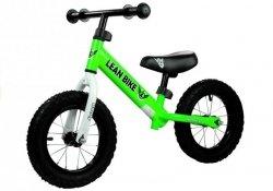 Rower biegowy Rocky Pompowane Koła Zielony #C1
