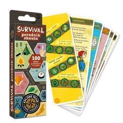 Gra Edukacyjna  Survival Poradnik Skauta Xplore Team