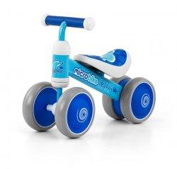 Rowerek biegowy Micro Bike Delfin Niebieski #B1