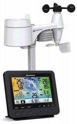 Stacja meteorologiczna Bresser 5-in-1 Wi-Fi z kolorowym wyświetlaczem