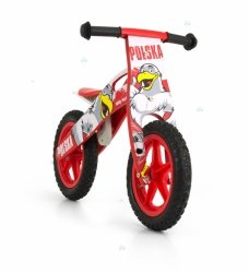 Rowerek biegowy drewniany King Poland #B1
