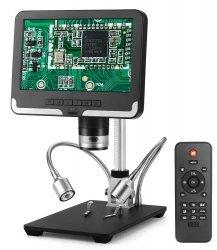 Zdalnie sterowany mikroskop Levenhuk DTX RC2