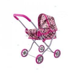 Wózek dla lalek 9325d M1707 Głęboki Gondola #D1