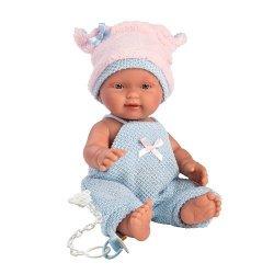 Hiszpańska lalka bobas chłopiec Bebito Prosiaczek - 26cm #T1