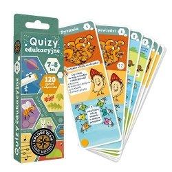 Quizy Edukacyjne dla Dzieci  7 -8 lat Xplore Team