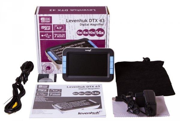 Lupa cyfrowa Levenhuk DTX 43