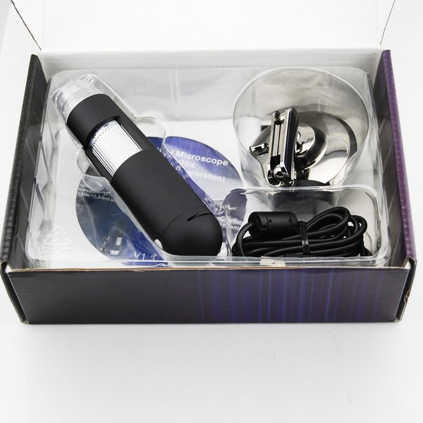 Mikroskop cyfrowy Levenhuk DTX 50