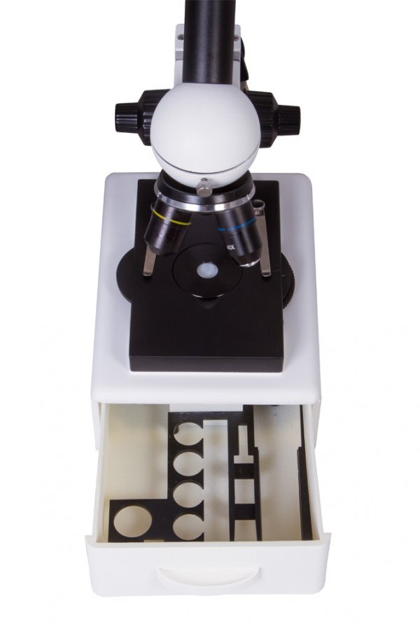 Mikroskop Bresser Advance ICD 10x–160x