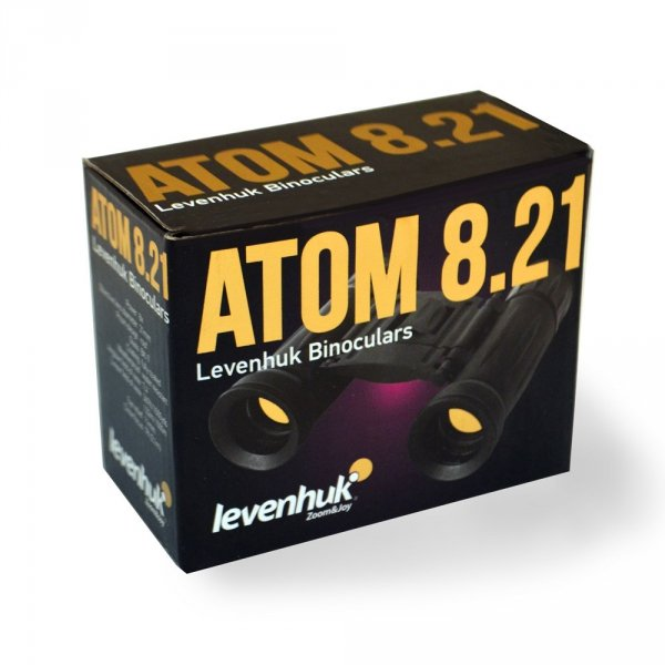 Lornetka Levenhuk Atom 8x21
