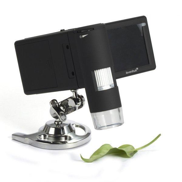 Mikroskop cyfrowy Levenhuk DTX 500 Mobi