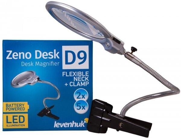 Lupa Levenhuk Zeno Desk D11