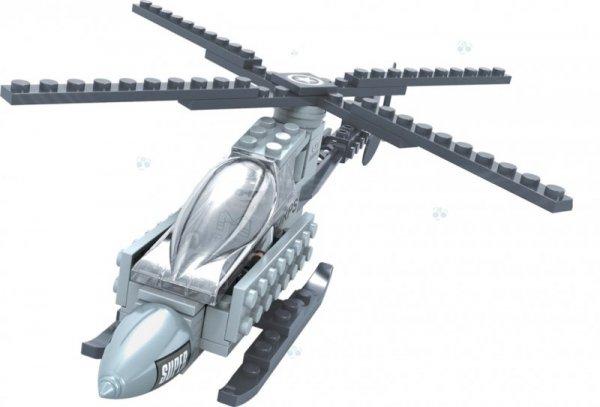Klocki Armia - Helikopter Wojskowy 22201