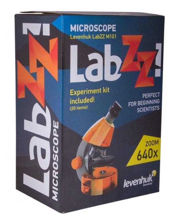 Mikroskop Levenhuk Rainbow 2L MoonstoneKamień Księżycowy