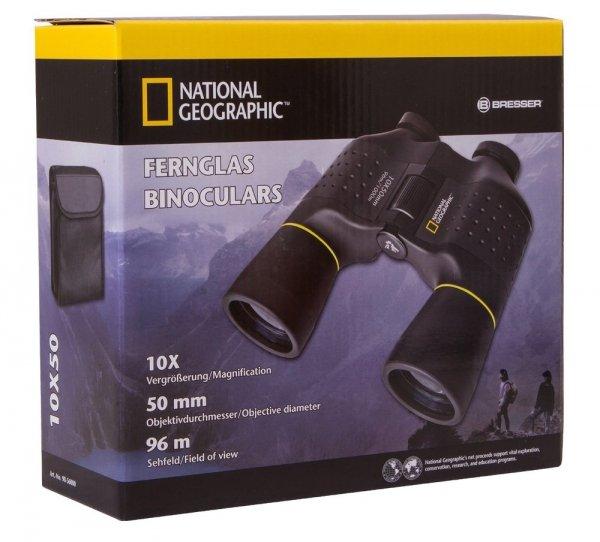 Lornetka Bresser National Geographic 10x50