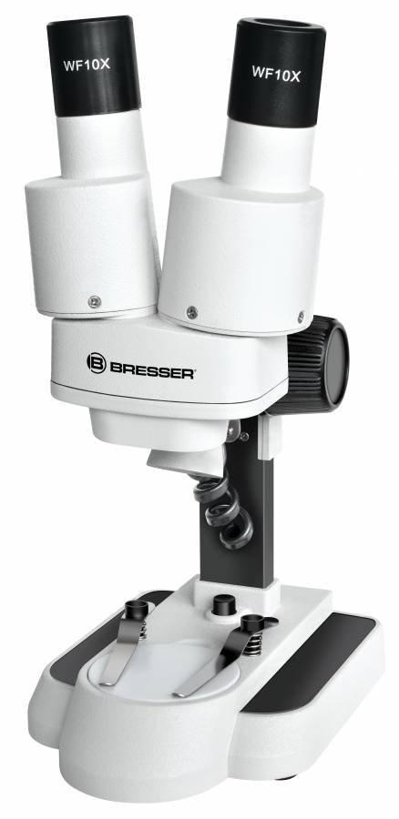 Mikroskop stereoskopowy Bresser Junior 20x