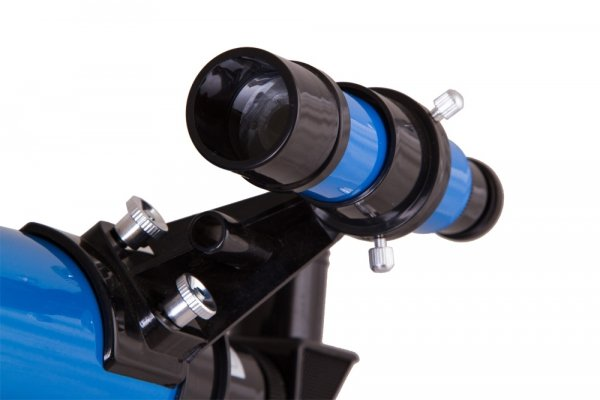 Teleskop Bresser Junior Space Explorer 45/600 AZ, czerwony