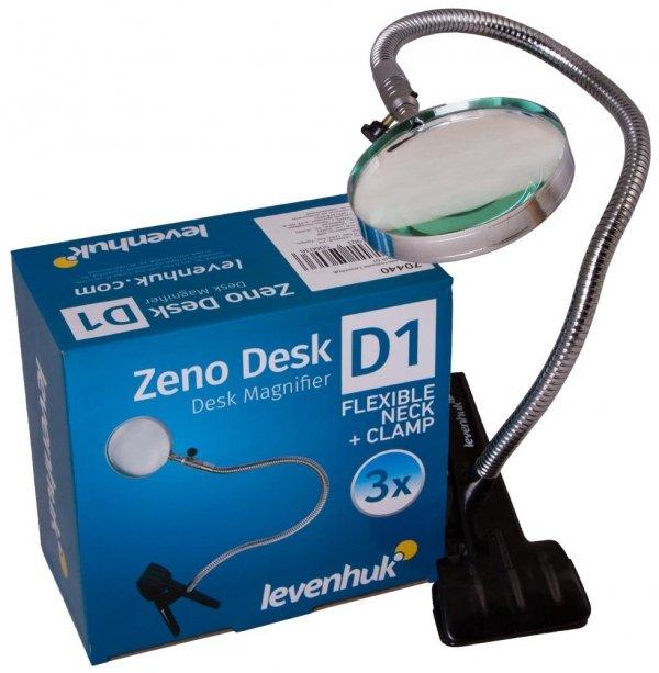 Lupa Levenhuk Zeno Desk D1