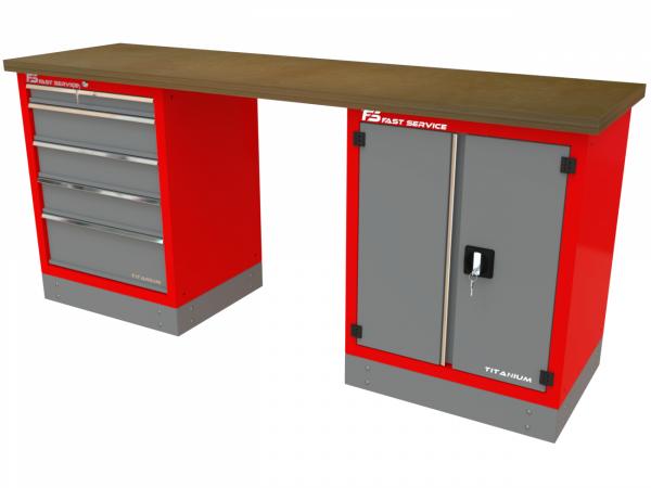 Stół warsztatowy – T-21-40-01