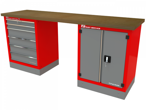 Stół warsztatowy – T-14-40-01