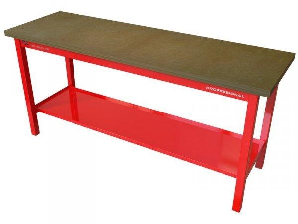 Stół warsztatowy podstawowy 2230x600mm 1500kg