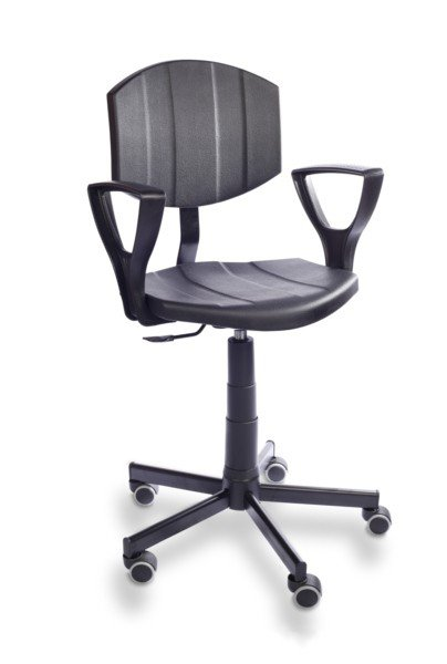 Krzesło warsztatowe Pur Active PD+ WH RKW-23