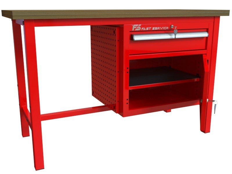 stół roboczy metalowy