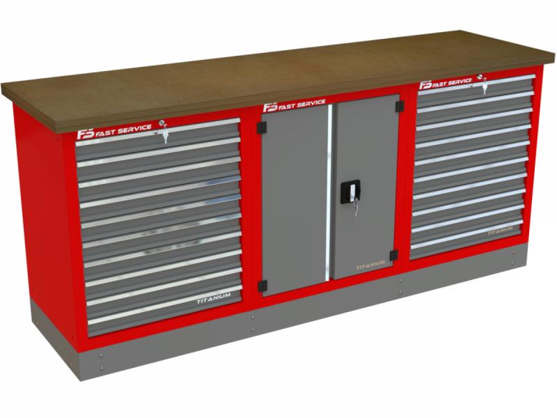Stół warsztatowy – T-10-40-10-01