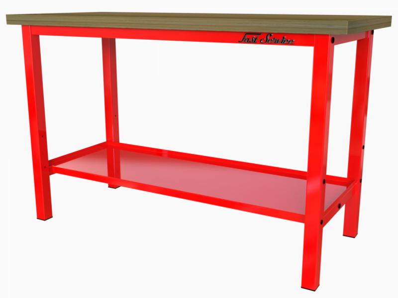 Stół warsztatowy podstawowy 1400x600mm