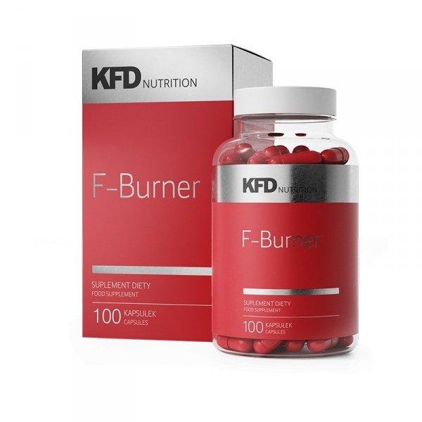KFD F-Burner Spalacz Tłuszczu