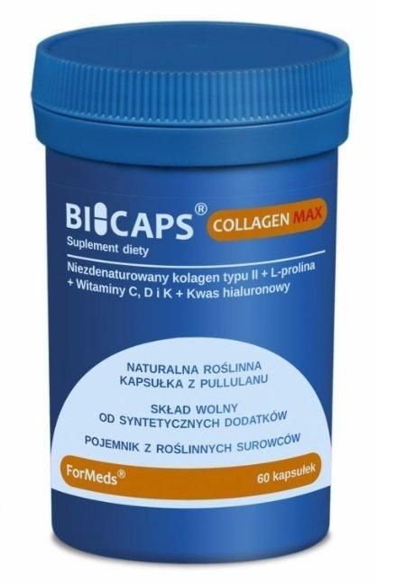 ForMeds BICAPS Collagen MAX 60 kap. Stawy