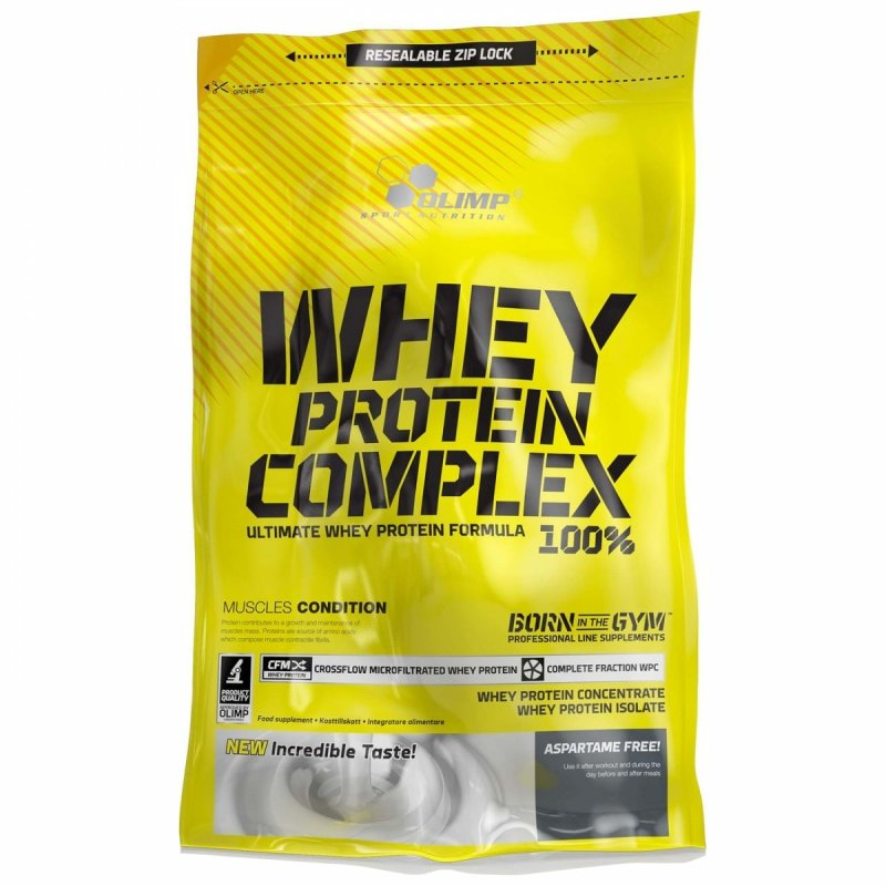 Olimp Whey Protein Complex 2275 g Double Chocolate
