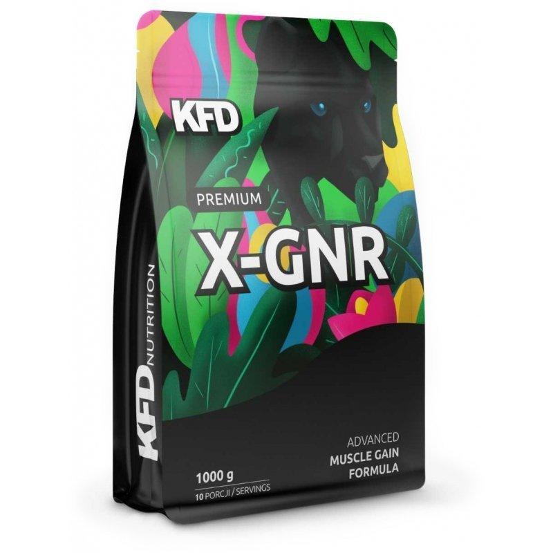 KFD Premium X-Gainer 1000g Czekoladowy