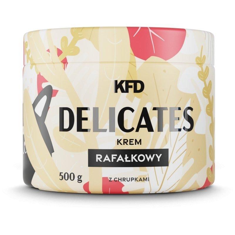 KFD Delicates Krem Rafałkowy z Chrupkami 500g