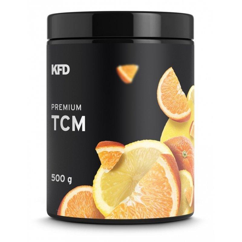 KFD Kreatyna Premium TCM 500 g smak pomarańczowo-cytrynowy