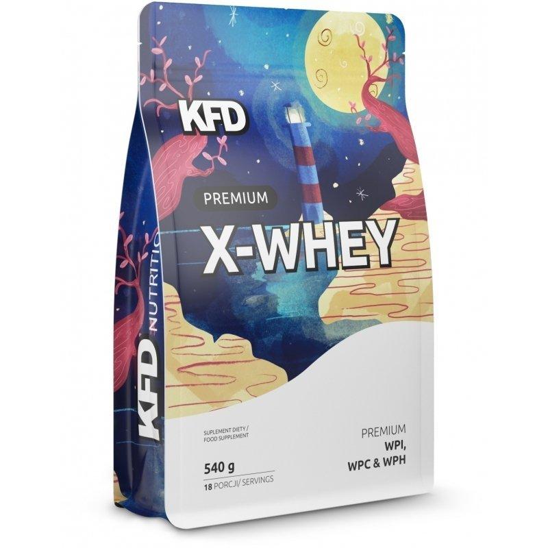 KFD X-Whey 540g Czekolada