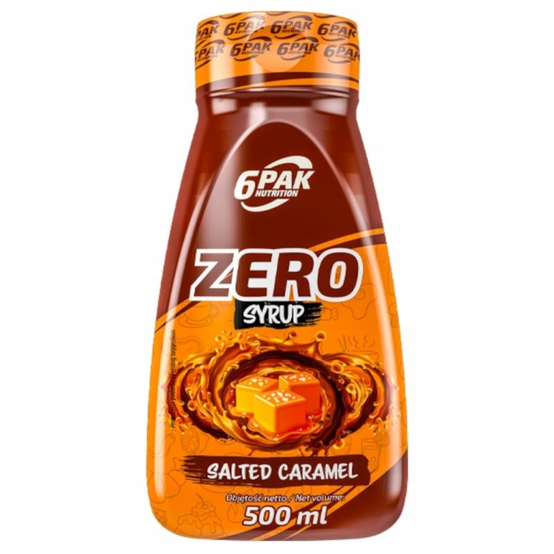 Syrup ZERO  Salted Carmel