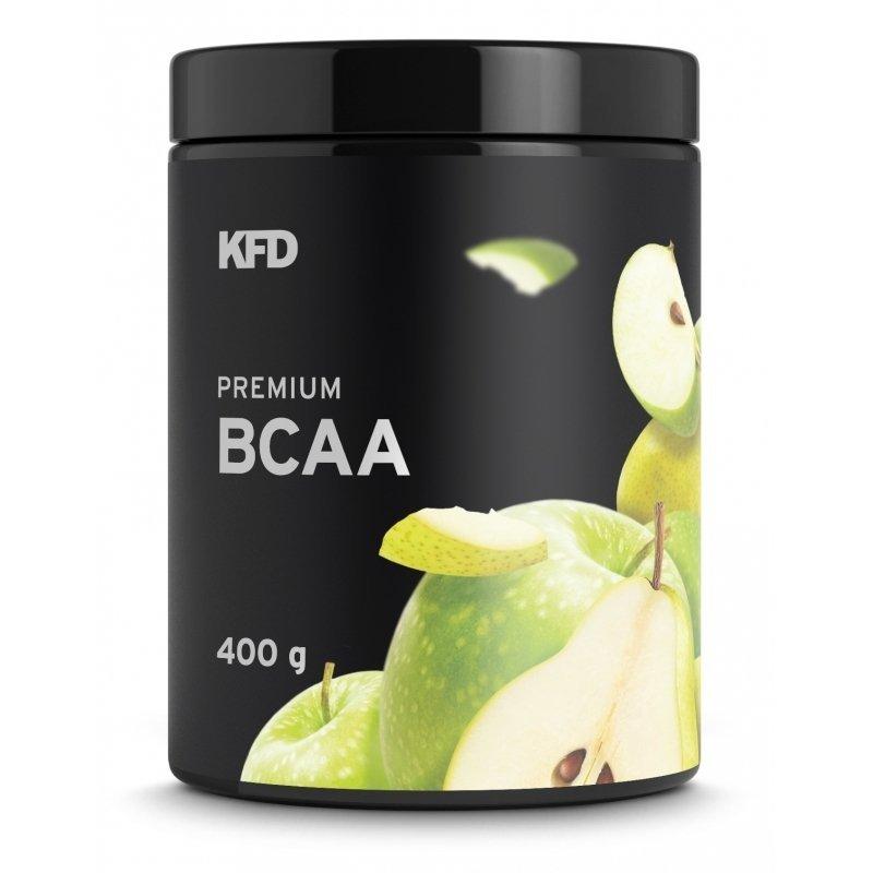 KFD Premium BCAA 400g smak jabłkowo-gruszkowy