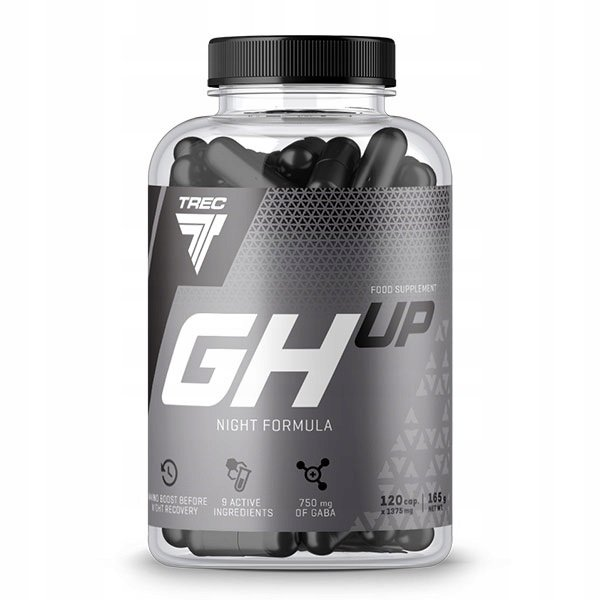 Trec GH UP Aminokwasy 120 kaps. naturalne