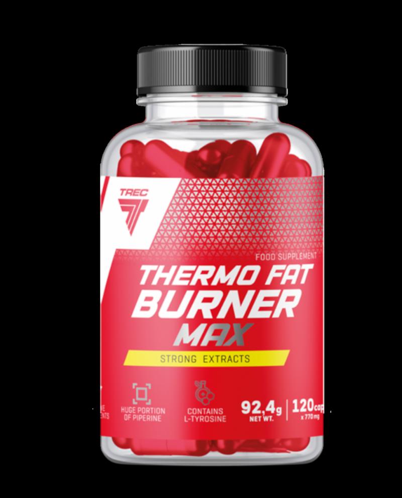 Thermo Fat Burner 120 kap. spalacz tłuszczu