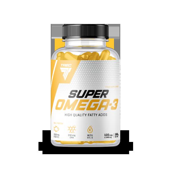 Trec Super Omega-3 120 kap