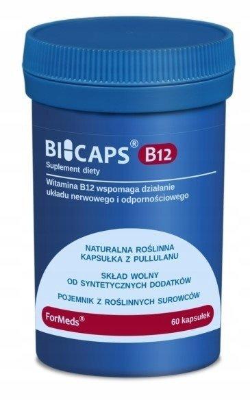 ForMeds BICAPS B12 (metylokobalamina) 60 kapsułek