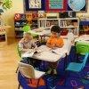 Półkomercyjny stół składany dla dzieci 61 cm 80425