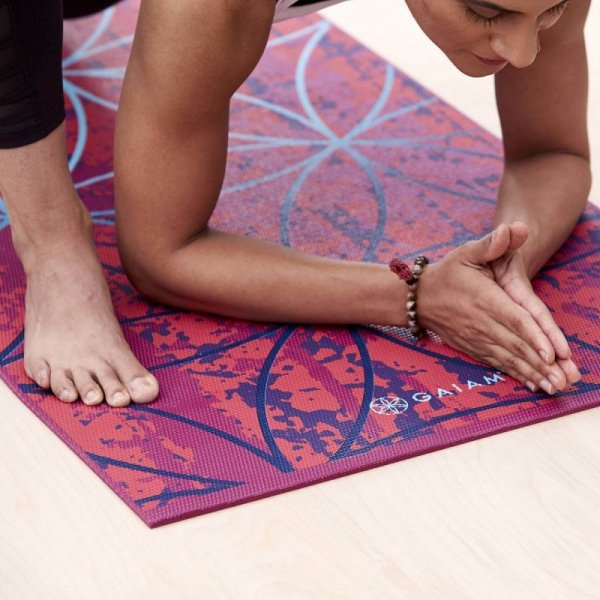 GAIAM MATA DO JOGI RADIENCE 6 MM 63491
