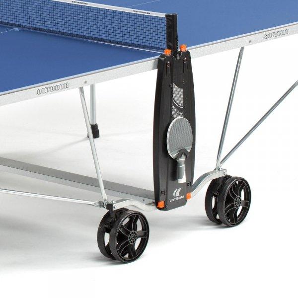 Stół tenisowy SPORT 100S CROSSOVER OUTDOOR Niebieski