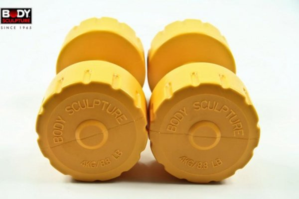 BODY SCULPTURE HANTLE POWLEKANE (2 X 4 KG) SW 104