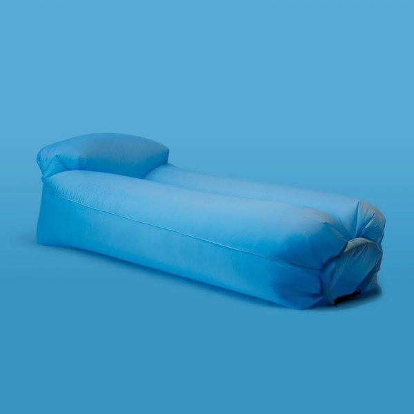 Sofa dmuchana  SOFTYBAG PREMIUM niebieski 0206