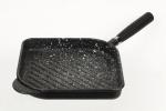 Granit patelnia grill 24X26CM G065EG