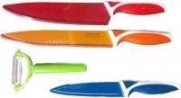Kinghoff Komplet Noży Z Powłoką Ceramiczną 4szt. KH-5173